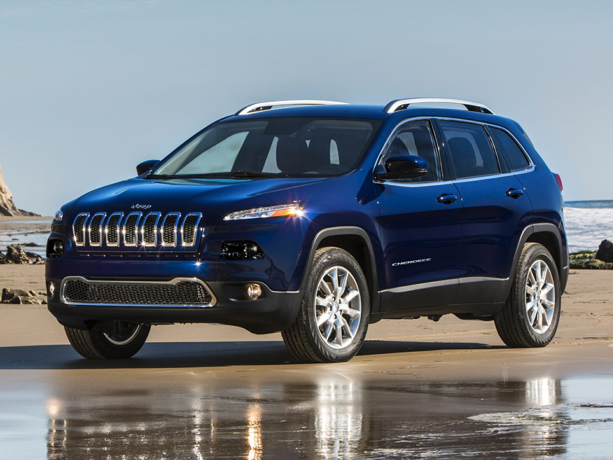 Amazing Pre Owned 2014 Jeep Cherokee Limited