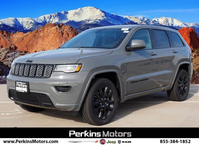 Jeep Cherokee Altitude >> New 2020 Jeep Grand Cherokee Altitude With Navigation