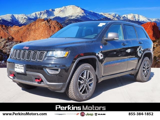 2020 Grand Cherokee Ecodiesel Fair Value.New 2020 Jeep Grand Cherokee Trailhawk With Navigation