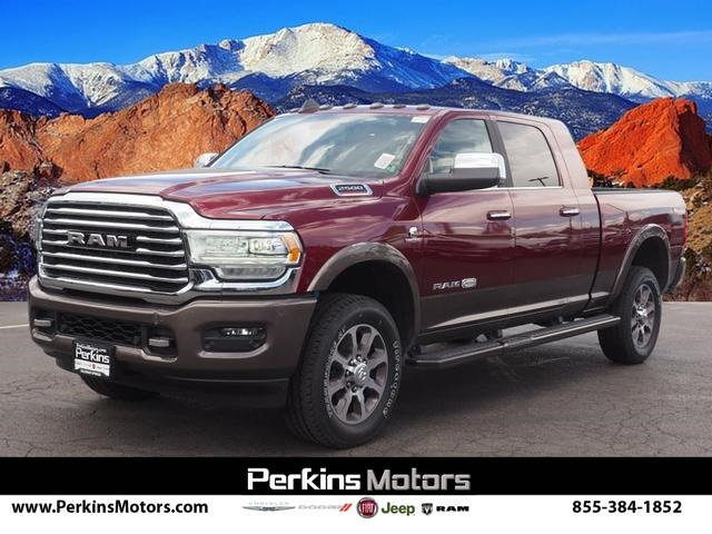 New 2019 Ram 2500 Laramie Longhorn With Navigation