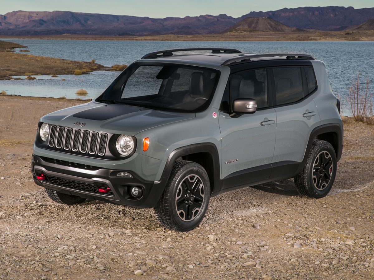 Jeep Renegade Trailhawk For Sale >> Certified Pre Owned 2017 Jeep Renegade Trailhawk 4d Sport Utility In