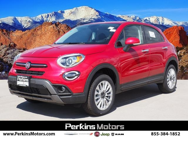 af112a7f863 New 2019 FIAT 500X Trekking Sport Utility in Colorado Springs ...