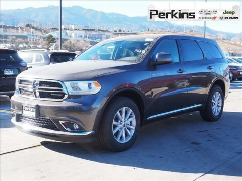 New 2019 DODGE Durango SXT