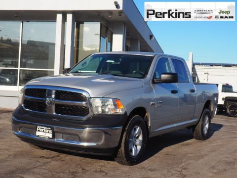 Certified Pre-Owned 2015 Ram 1500 Tradesman