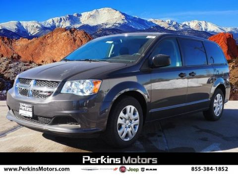 New Dodge Grand Caravans For Sale near Pueblo, CO | Perkins