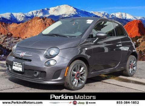 New 2018 Fiat 500 Abarth Hatchback In Colorado Springs 118002