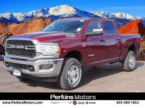 New Ram 2500 Colorado Springs | 21 Ram Heavy Duty Trucks for